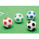 4 pieces Iwako  Scoccer Football Ball Sport Japanese Erasers Made in Japan