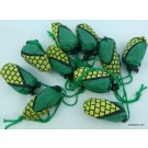 ZakkaUK  Foldable Eco Bag - Fruit Sweet Cone (24pcs)