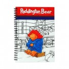 Paddington Bear Spiral Bound Notebook Cut Out Cover Size: A5